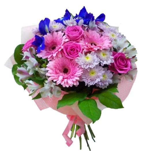 Серенада: букеты цветов на заказ Flowwow