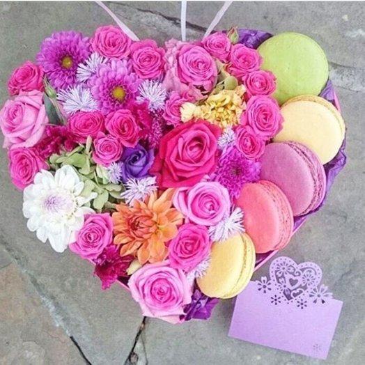 Сердце для любимой )))