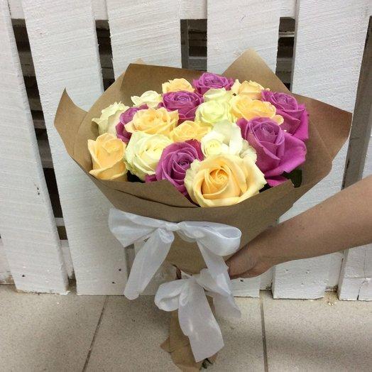 Apricot: букеты цветов на заказ Flowwow