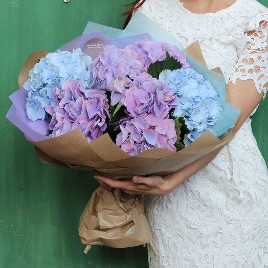 Грозовые облака: букеты цветов на заказ Flowwow