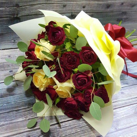 Букет Валенсия: букеты цветов на заказ Flowwow