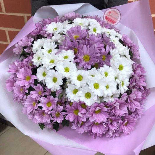 Романтичная нота: букеты цветов на заказ Flowwow