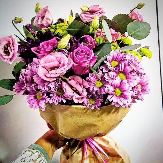 """Сиренити"": букеты цветов на заказ Flowwow"