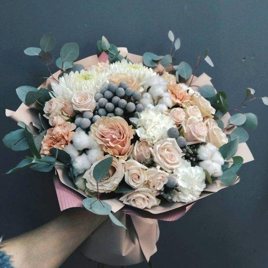 Макси Бон 6: букеты цветов на заказ Flowwow