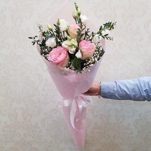 "Букет ""Нежность"": букеты цветов на заказ Flowwow"