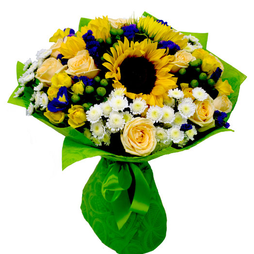 Осенний сад: букеты цветов на заказ Flowwow