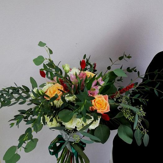 Соломея: букеты цветов на заказ Flowwow