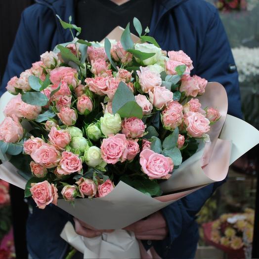 Для неё: букеты цветов на заказ Flowwow