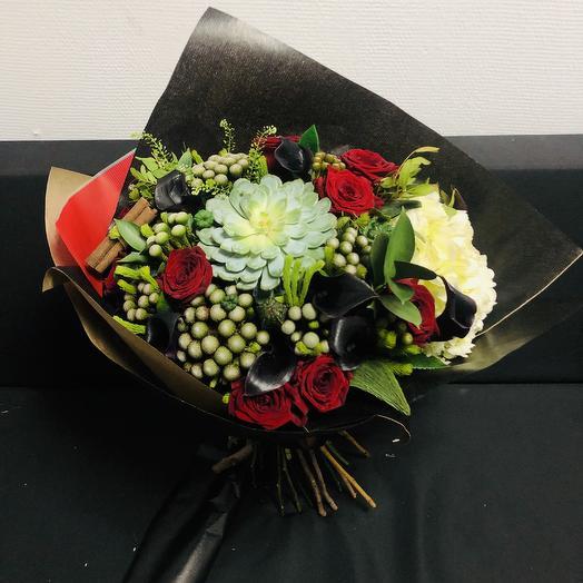 «Гордость»: букеты цветов на заказ Flowwow