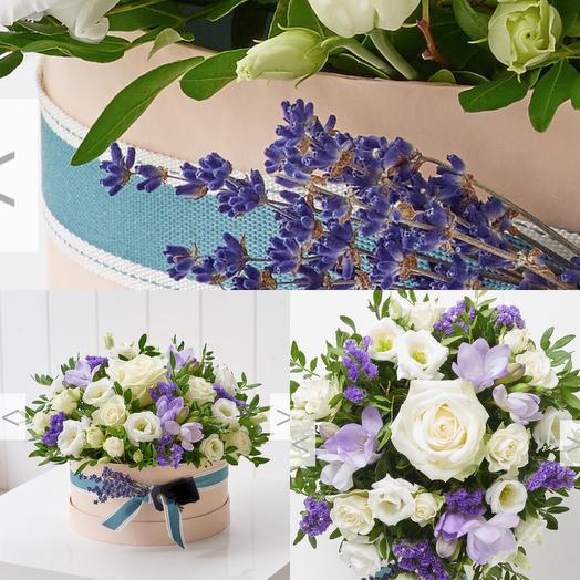 Lilac gift: flowers to order Flowwow