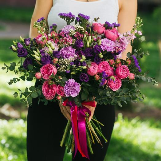 Сны Шахерезады: букеты цветов на заказ Flowwow