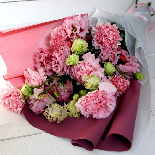 """""""Зефирка"""": букеты цветов на заказ Flowwow"""