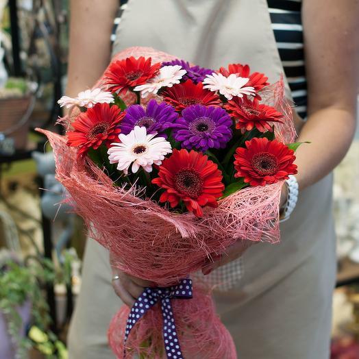 """Букет цветов """"Серенада"""": букеты цветов на заказ Flowwow"""