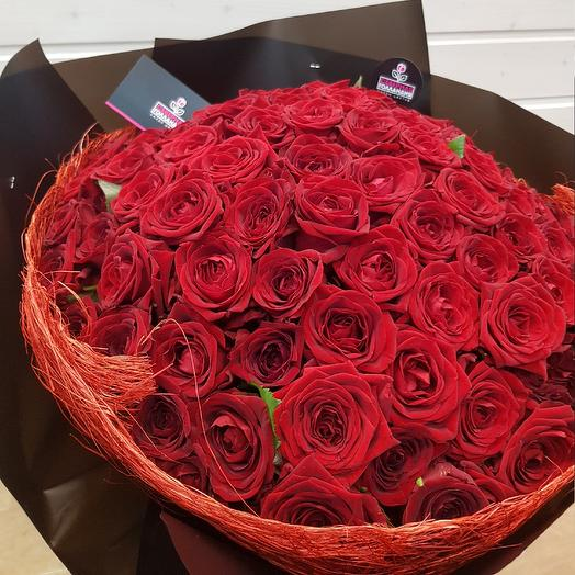 """Букет """"Престиж"""" N 3: букеты цветов на заказ Flowwow"""