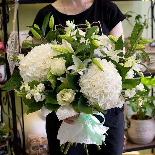 """Букет цветов """"Isberg"""": букеты цветов на заказ Flowwow"""