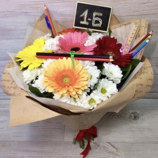 Классный букет: букеты цветов на заказ Flowwow