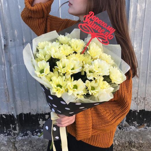 "Букетик ""Комплимент»: букеты цветов на заказ Flowwow"