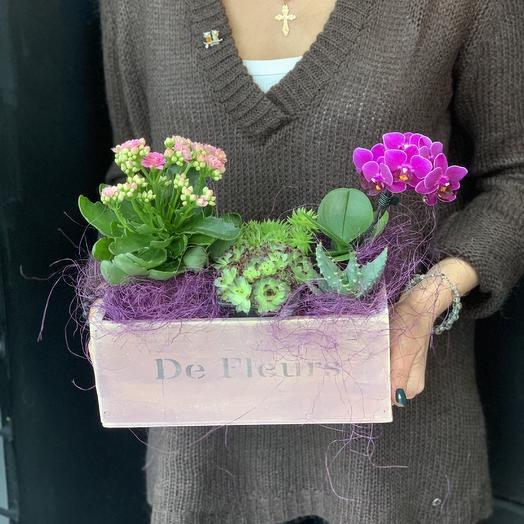 Радость садовника: букеты цветов на заказ Flowwow