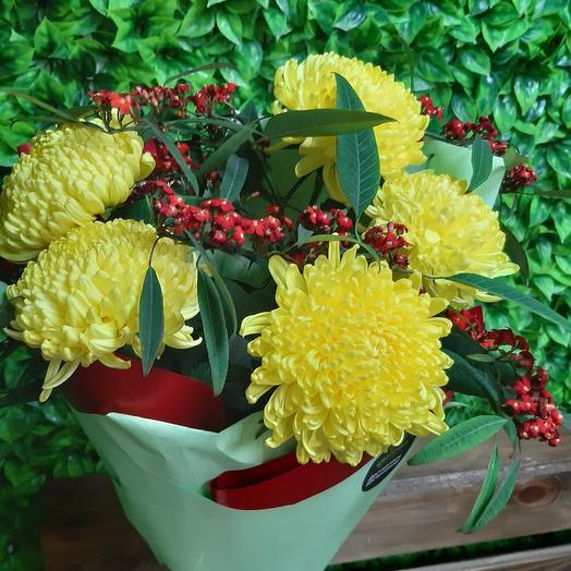 Жара: букеты цветов на заказ Flowwow