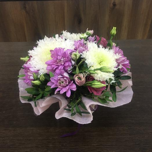 Пленительная Нежность: букеты цветов на заказ Flowwow