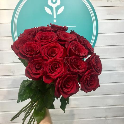 17 роз Эквадор