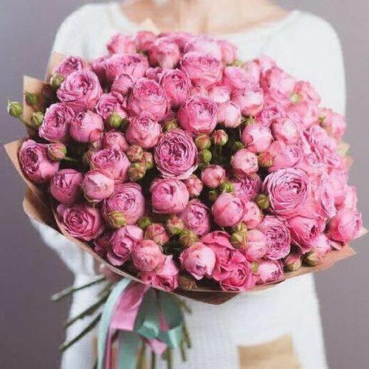 Бусинка: букеты цветов на заказ Flowwow