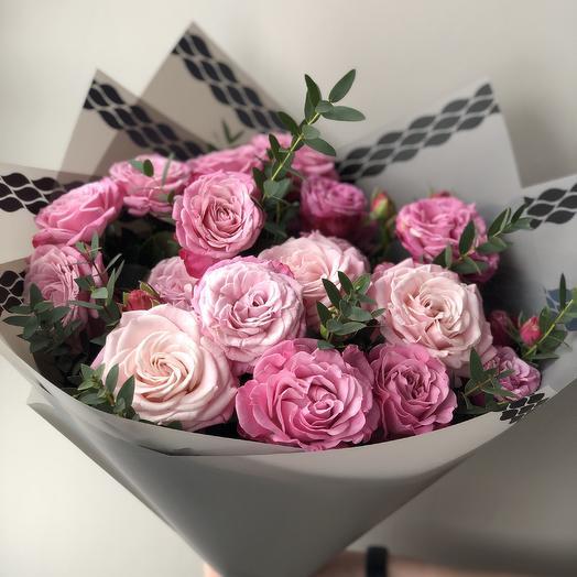 Ноэмия: букеты цветов на заказ Flowwow