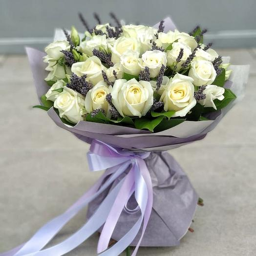 Непринужденность: букеты цветов на заказ Flowwow
