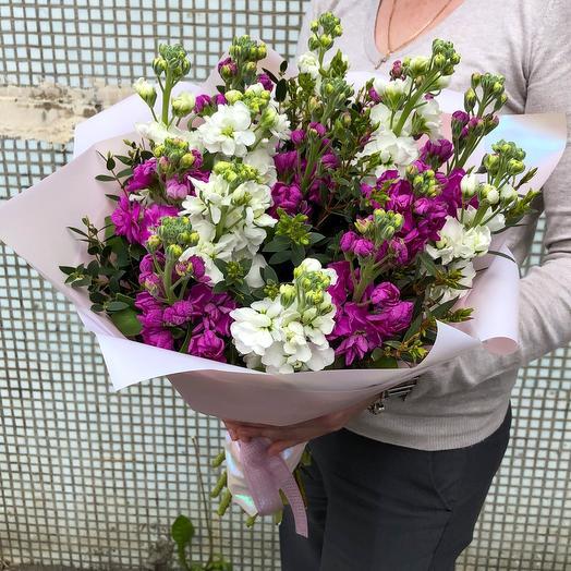 Букет Яркая весна: букеты цветов на заказ Flowwow