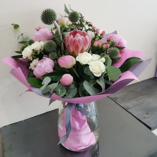 В плену: букеты цветов на заказ Flowwow