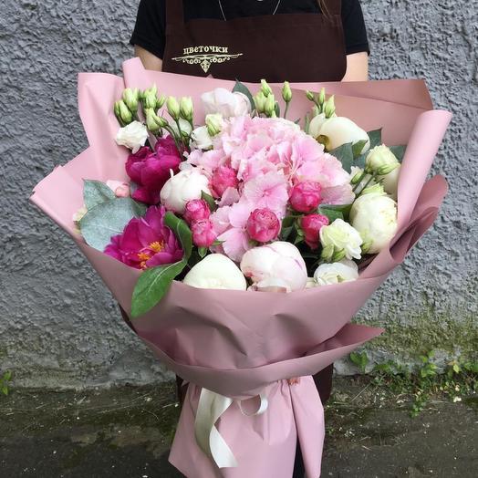 Букет цветов,,Гармония любви