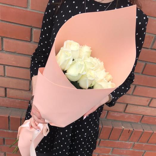 Розы «Кокетка»