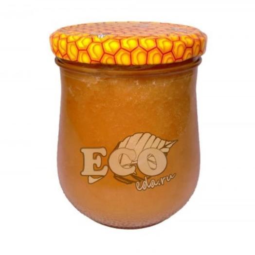 Натуральный мёд Белоголовниковый мёд, 650 г