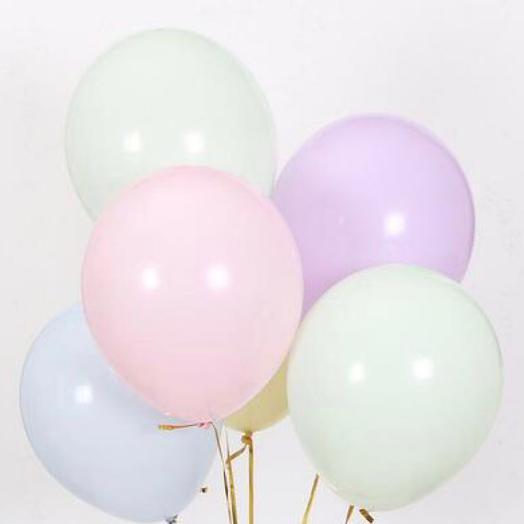 Воздушный шар «Макарунс»
