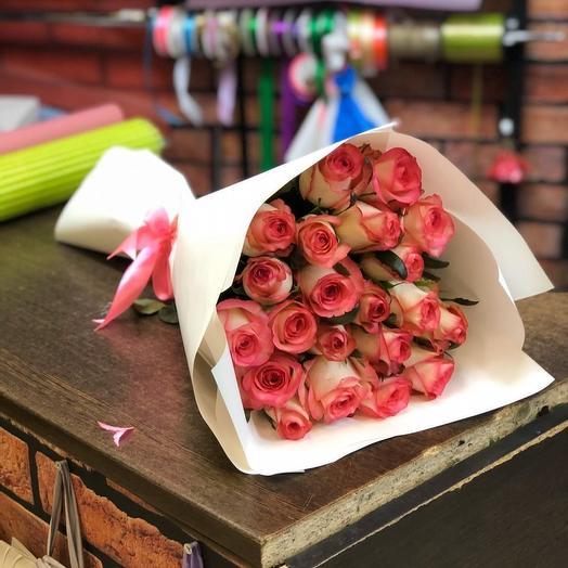 21 Роза джумилия люкс