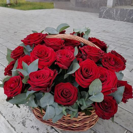 31 роза стильно
