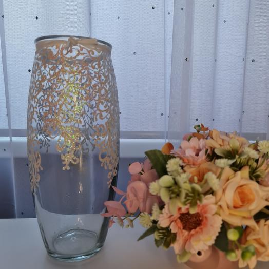 Vase White Patterns