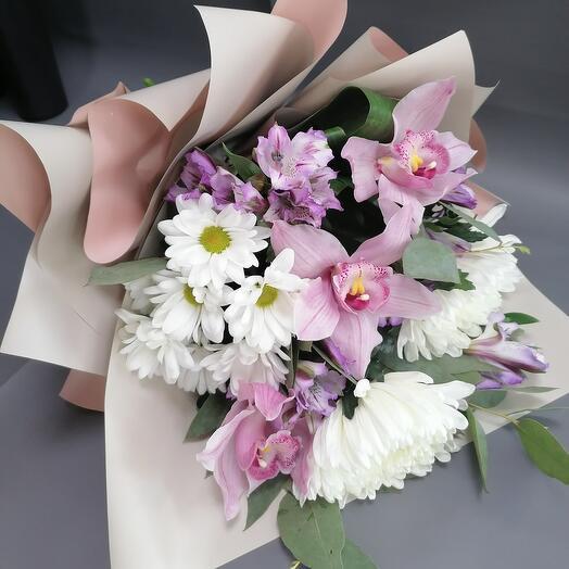 Нежность орхидеи