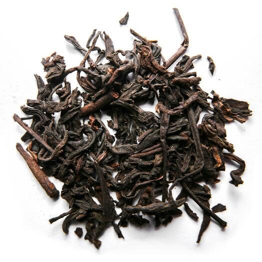 """Чёрный чай Хэй Ча """"Лю Бао """"Аромат мускатного ореха"""" (Чжунча)"""" 100 гр"""