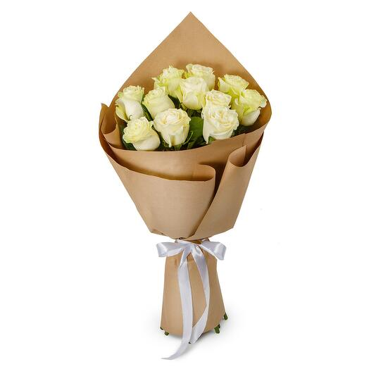 Букет 11 роз Мондиаль