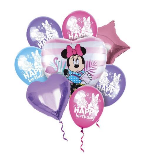 """Воздушные шары, набор """"Минни"""". Минни Маус"""