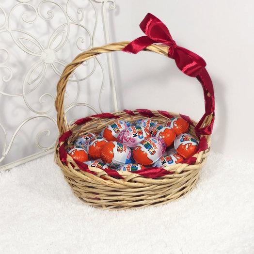 Сюрприз для сладкоежки: букеты цветов на заказ Flowwow