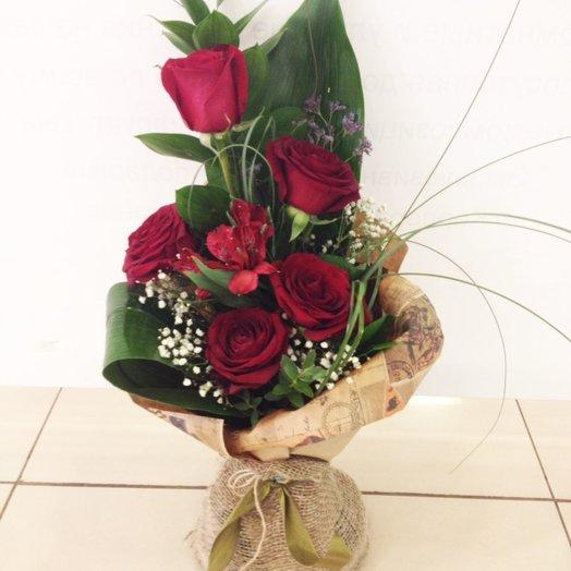 Статус: букеты цветов на заказ Flowwow