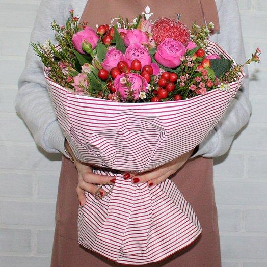 Яблоко в сахаре: букеты цветов на заказ Flowwow
