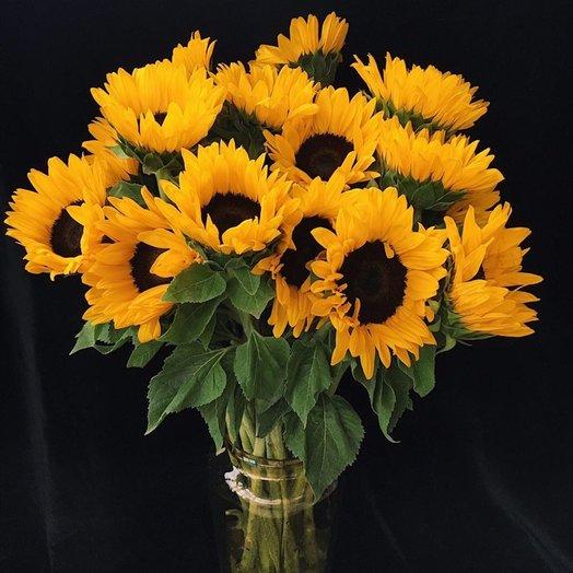 Ван Гог: букеты цветов на заказ Flowwow