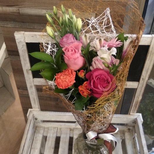 Традиция: букеты цветов на заказ Flowwow