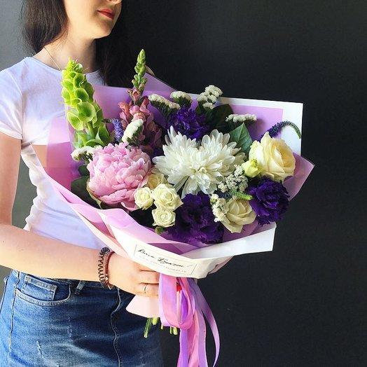 Жемчужина лета: букеты цветов на заказ Flowwow