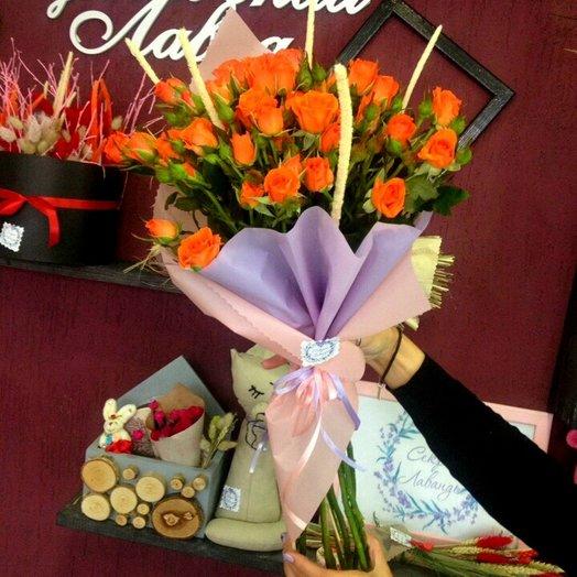 Лизавета: букеты цветов на заказ Flowwow