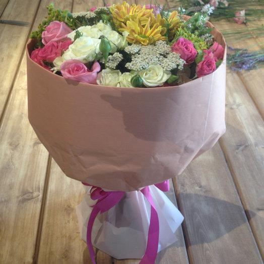 Летний букетик : букеты цветов на заказ Flowwow
