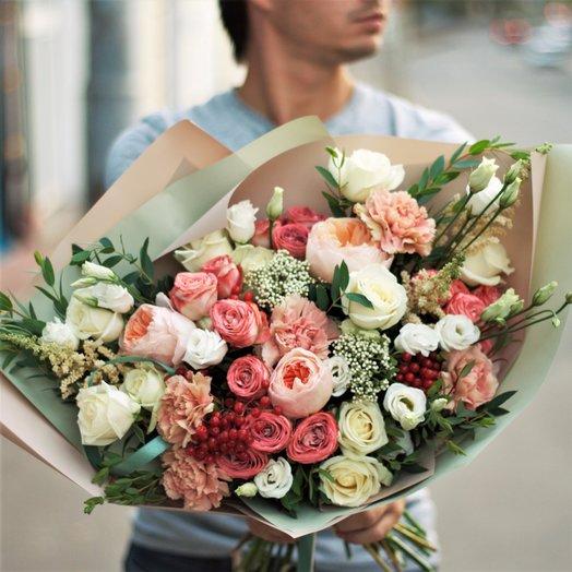 Шикарный Шервуд: букеты цветов на заказ Flowwow